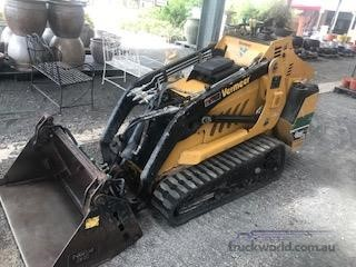 2014 Vermeer S800TX - Heavy Machinery for Sale