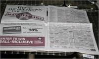 Storybrook Newspaper  Edition