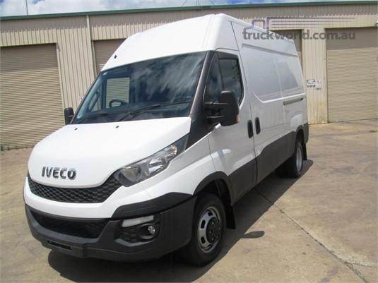 2016 Iveco Daily 50c17 - Truckworld.com.au - Light Commercial for Sale