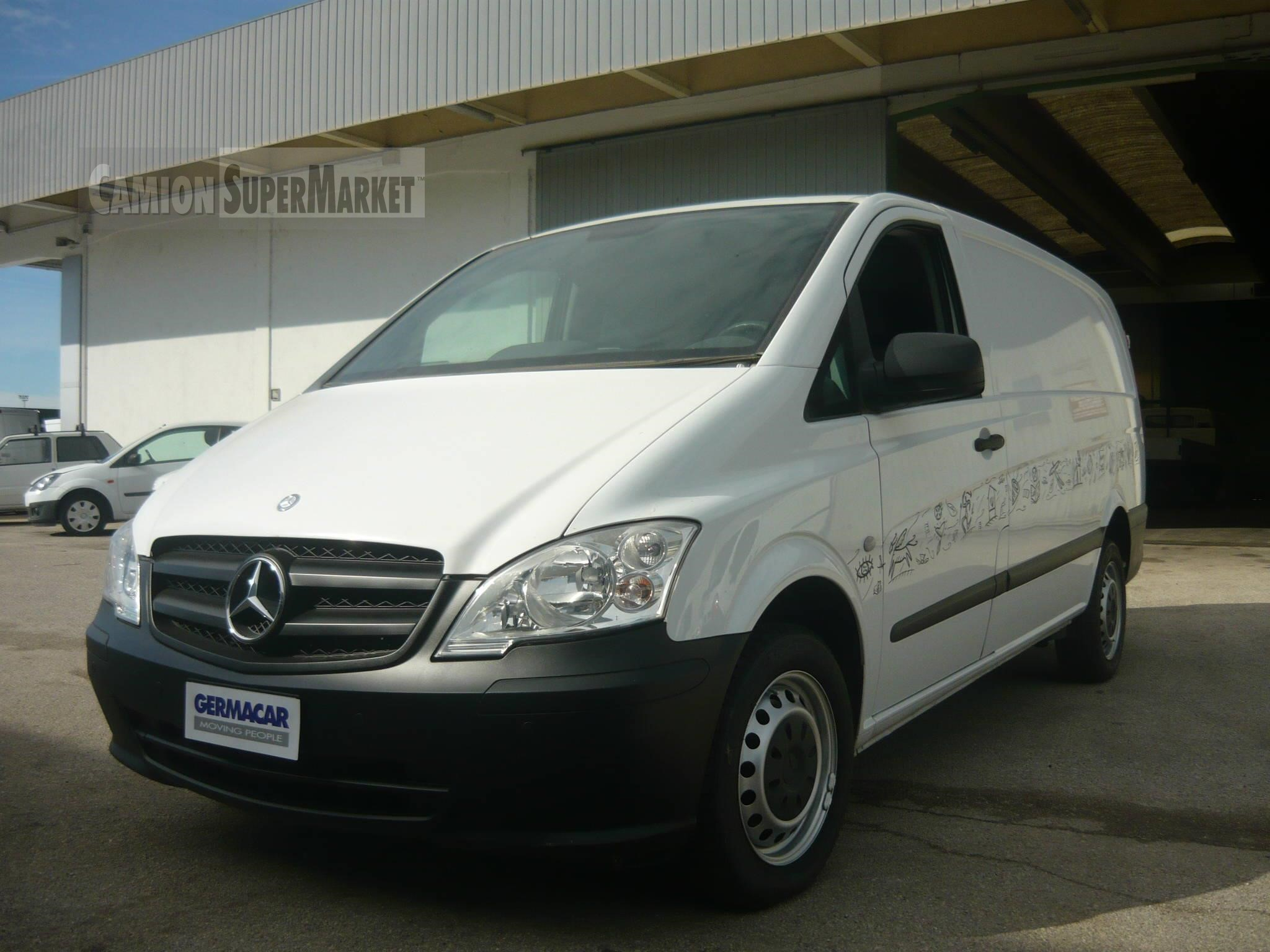 Mercedes-Benz VITO 113 Usato 2011