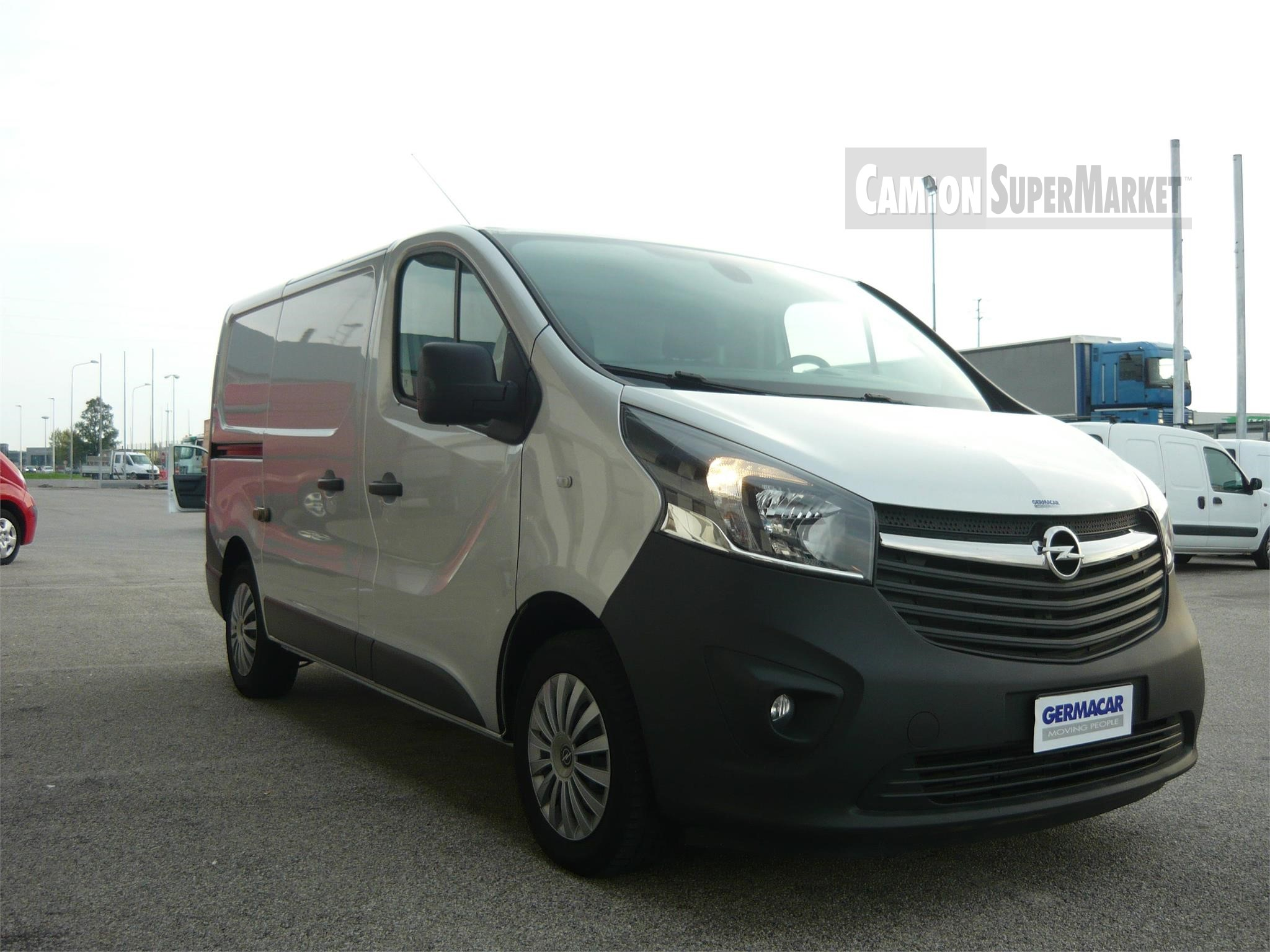 Opel VIVARO Usato 2014