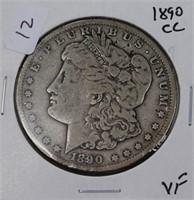 06.14.18 - COINS & CURRENCY AUCTION
