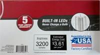 Hyper Tough 4ft LED Shop Light, 3200 Lumens   Venture Auctions