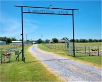 Turn-Key Texas Ranch Auction