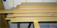 Oak, Ash & Other Hard Wood.