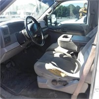 2001 FORD F350XLT SD SERVICE TRUCK