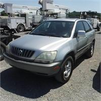 2001 LEXUS RX300 SUV