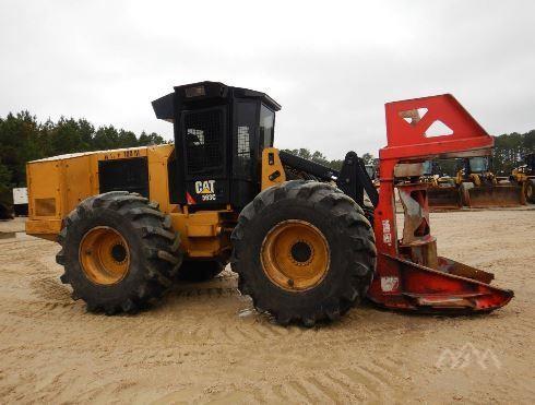 CATERPILLAR Feller Bunchers Logging Equipment For Sale - 124