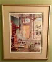 BID ONLINE:  Charles Peterson & Barnhouse Prints & Pictures