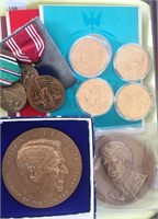 3/21/19 Antiques, Furniture, Box Lots, Coins, Currency