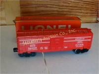 Online-Only Glessner Train Auction