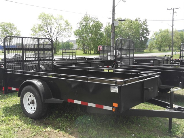 Utility Trailers For Sale Ontario >> 2019 Canada Trailers Mfg Ut510 3k Utility Trailer For Sale