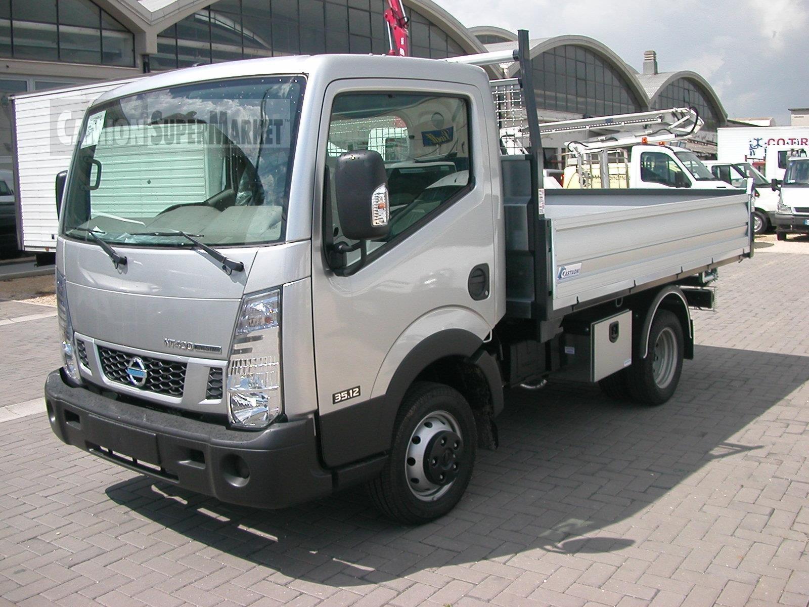 Nissan CABSTAR NT400 Nuovo 2019