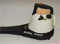 Stihl BG61AV Gas Powered Blower.