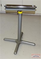 Shop Fox Adjustable Material Stand.