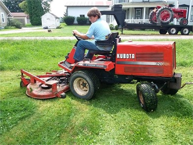 KUBOTA Riding Lawn Mowers Auction Results - 73 Listings