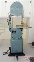 """Delta 28-203 14"""" Vertical Band Saw W/ Stand."""