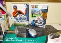 Wireless Keyboard, Computer Vacuum & More.