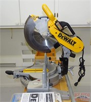"""Dewalt DW 716 12"""" Compound Miter Saw."""