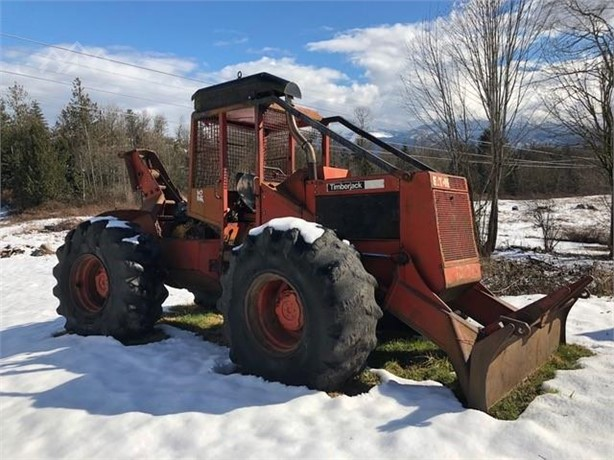 TIMBERJACK 450 Skidders Logging Equipment For Sale - 11 Listings