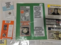 Qty of Collectible Coins