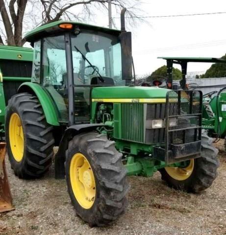John Deere 6403 Cab/AC/ Tractor   Apple Towing Co