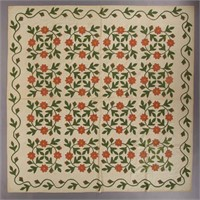 From a large selection of quilts