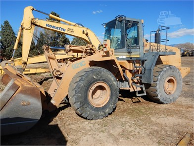 Used Construction Equipment For Sale By Komatsu Southwest - 99