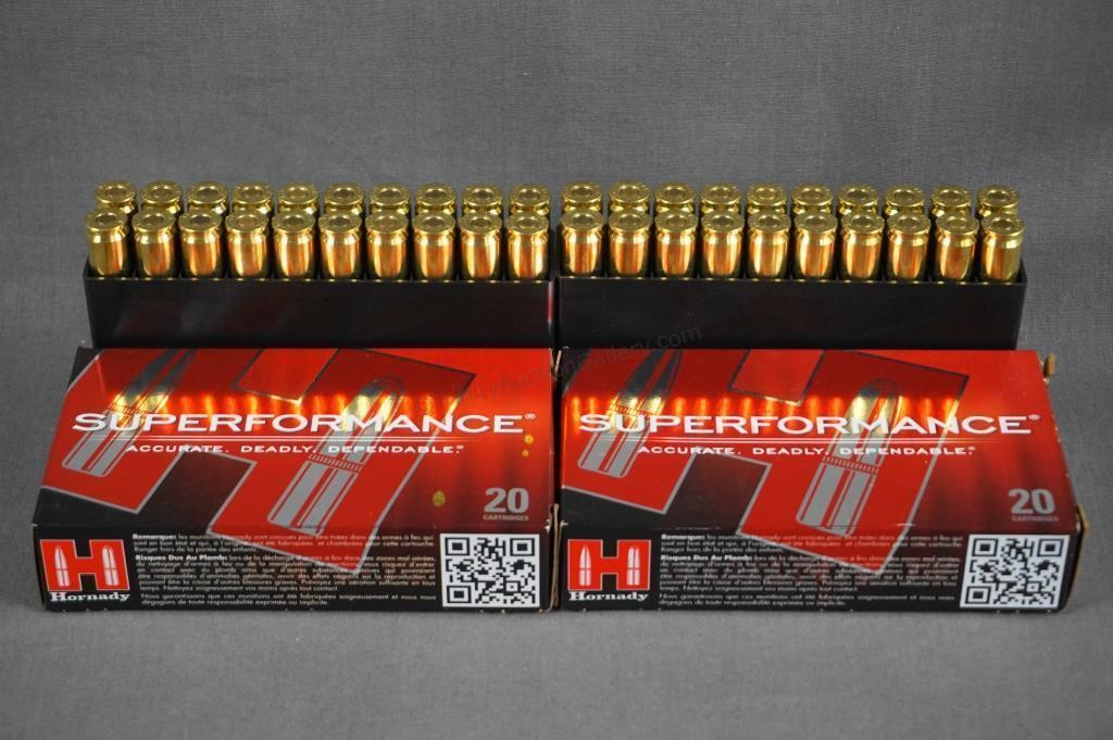 Hornady Superformance 243 95 Grain SST Ammunition | Trinity