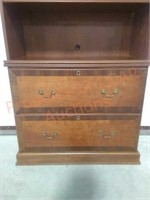 Bombay Company Book Shelf/Display Cabinet