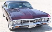1967 Chevrolet Impala Show Car