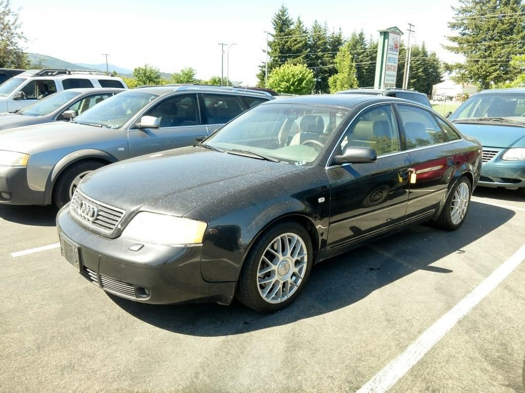 2001 Audi A6 2.7 T >> 2001 Audi A6 2 7t Quattro Post Falls Auto Auction