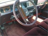 1987 Oldsmobile Brougham Cutlass Supreme 2dr
