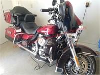 2013 Harley Davidson Electra Glide Ultra Limited