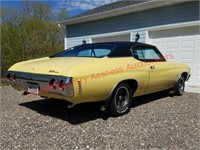 1972 Chevrolet Chevelle SS 2dr Hardtop Coupe