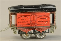 EARLY IVES LVE BAGGAGE CAR