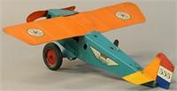AMERICAN FLYER AIR SERVICE PLANE