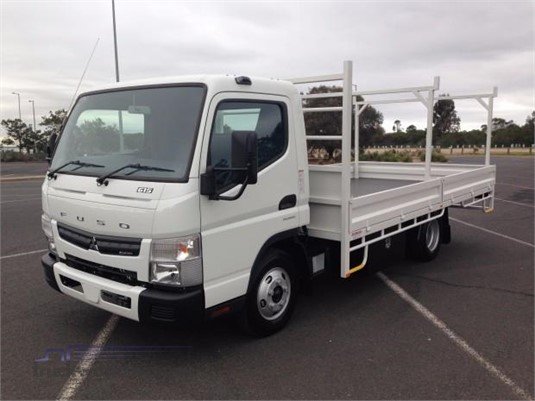 2017 Fuso Canter 615 - Truckworld.com.au - Trucks for Sale