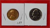 Weekly Coins & Currency Auction 6-1-18