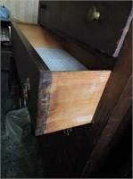 """Antique Dresser, 32"""" x 20"""" x 54"""""""