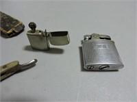 Straight Razors & Vintage Lighters