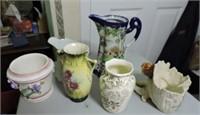 Misc. Vases, etc.