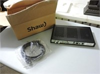 Shaw Direct Satelite System with Dish