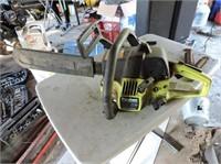 """Poulan 2150 Chain Saw, 15"""" blade"""
