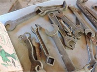 Antique Farm Impliment Tools