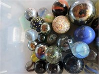 Old Marbles, Considerable amount of Large Marbles