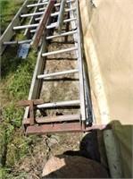 Briggs & Straton 3.5 HP Hoist Ladder