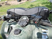 Yamaha Kodiac 350 Quad with Wench, plus 1 New Tire