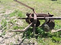 1950's John Deere Two Furrow Plow