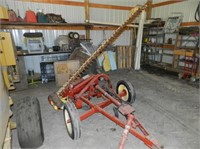 NH 456 9ft sickle mower | Bradeen Real Estate & Auctions